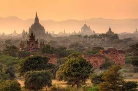 FCA - Myanmar temples