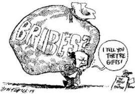 FCA - bribes