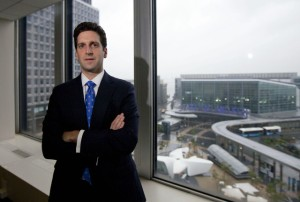 Benjamin Lawsky, the superintendent of New York's Department of Financial Services