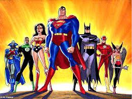 FCA - super heroes