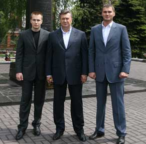 Yanukovich and Sons,