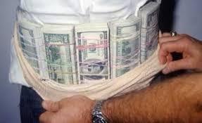 FCA - Cash smuggling