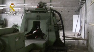 FCA - SPAIN TBML METALMACHINE