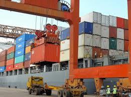 FCA - container ship