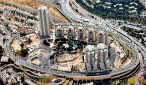 Holyland housing complex, Jerusalem - courtesy of Haaretz